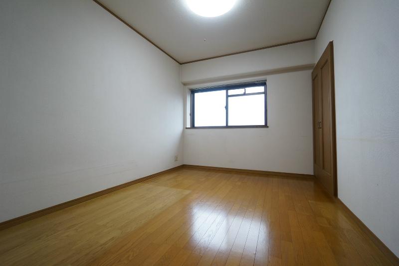 6帖洋室。