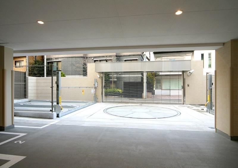 居室参考写真(NORTH HILLS/駐車場)