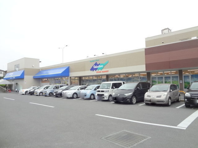 スーパー:FOODS MARKET Selection青葉台店 696m