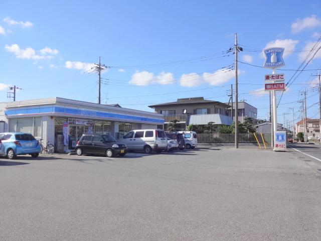 コンビ二:ローソン 柏酒井根店 643m