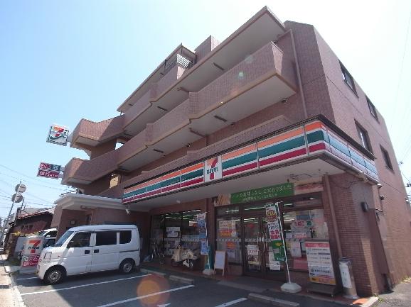 コンビ二:セブンイレブン 神戸五色山店 1004m