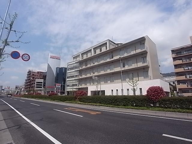 総合病院:宮地病院 459m