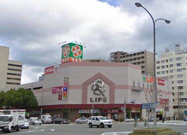 スーパー:ライフ 神戸駅前店 262m