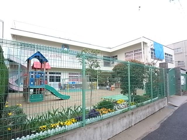 幼稚園:めぐみ愛児園 238m