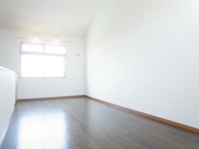 悠々空間。余裕を持った住空間です。