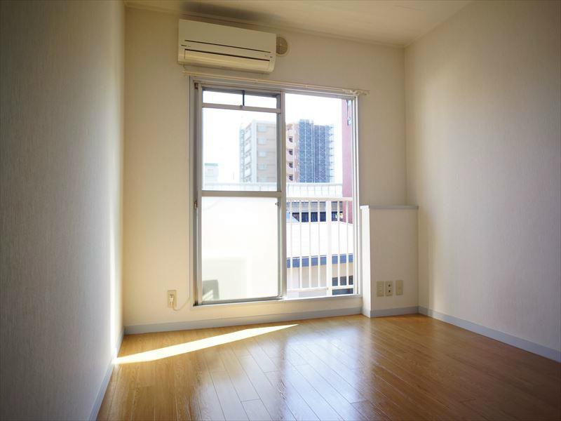家具を自由に配置できる広々空間