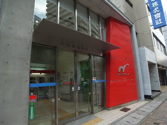銀行:日新信用金庫兵庫支店 214m