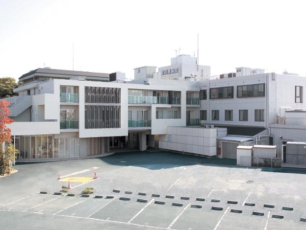 総合病院:北須磨病院 688m