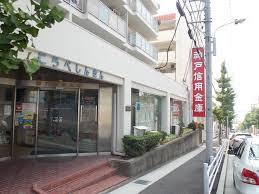 銀行:神戸信用金庫白川台支店 474m