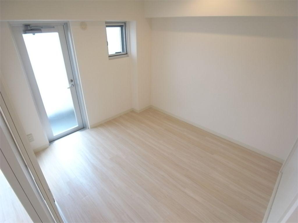 寝室も新築かのように綺麗です^^
