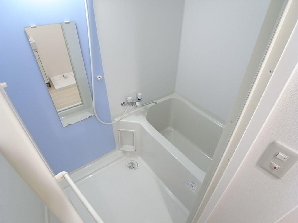 お洒落なバスルーム^^