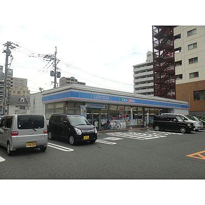 コンビ二:LAWSON(ローソン) 小倉江南町西店 186m