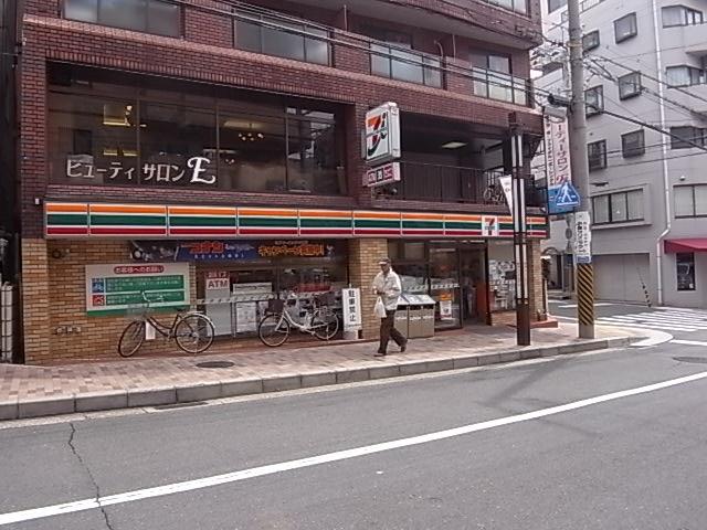 コンビ二:セブンイレブン 神戸住吉本町店 876m
