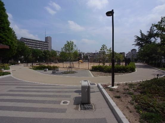 公園:中野北公園 607m 近隣
