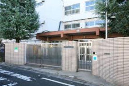 中学校:大田区立大森第六中学校 500m