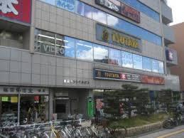 ショッピング施設:TSUTAYA 高速長田店 234m