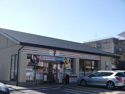 コンビ二:セブンイレブン 智恵光院上長者町店 181m