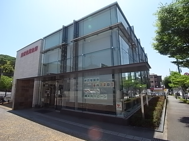 銀行:播州信用金庫 谷上支店 278m 近隣