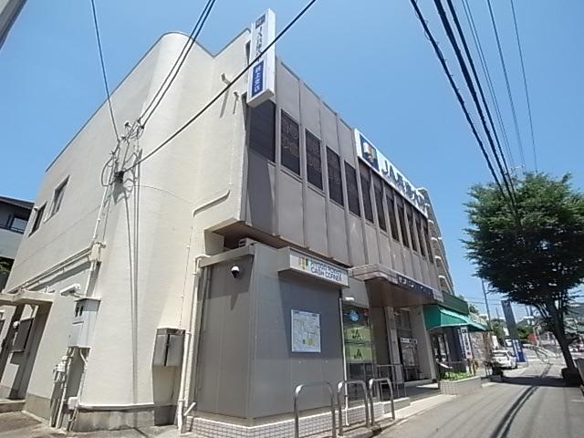 銀行:JA兵庫六甲 谷上支店 308m 近隣