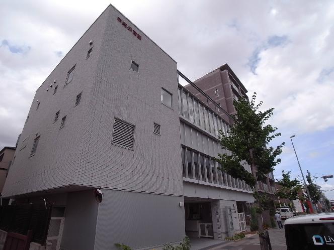 保育所:社会福祉法人甲南愛育会甲南保育園 471m