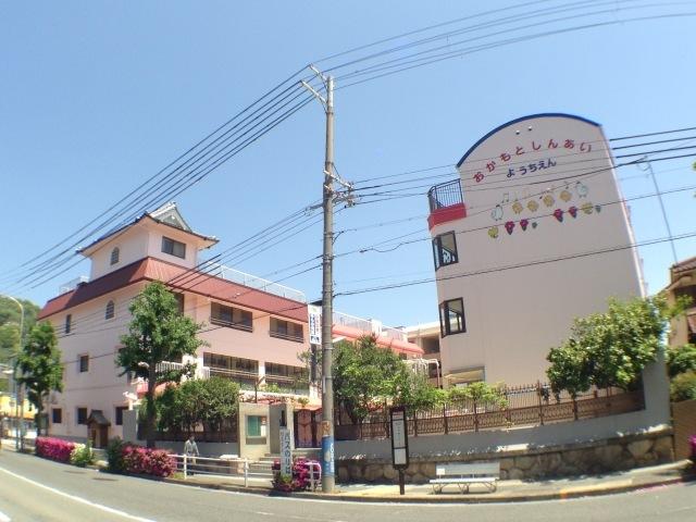 幼稚園:岡本信愛幼稚園 852m