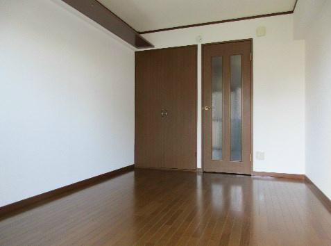 綺麗な居室スペース!