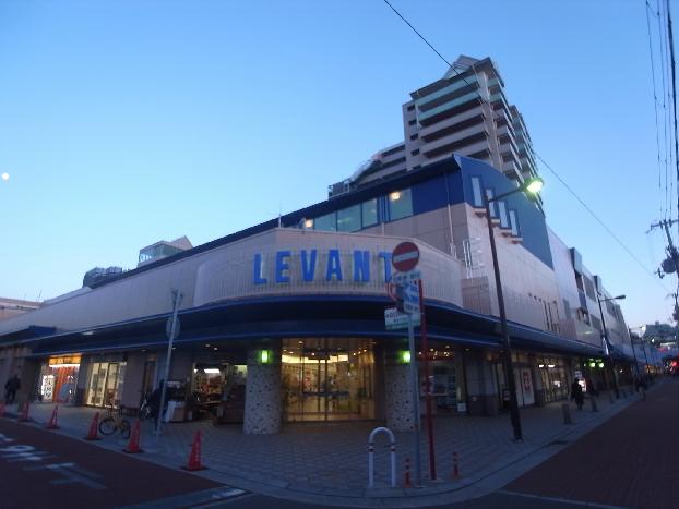 ショッピング施設:レバンテ垂水1番館 981m
