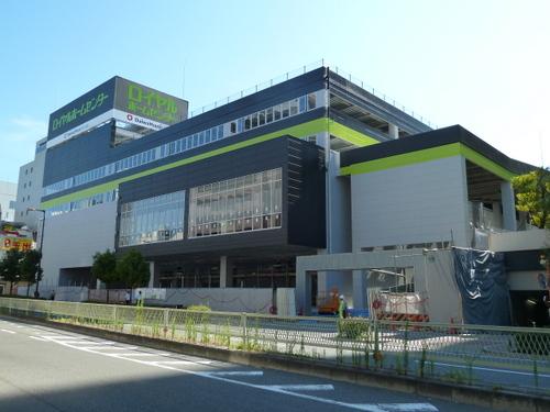 ホームセンター:ロイヤルホームセンター森ノ宮店 303m