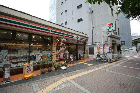 コンビ二:セブンイレブン 大阪鶴野東店 114m