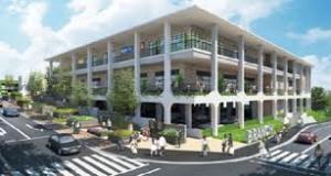 ショッピング施設:BRANCH(ブランチ)神戸学園都市 2475m