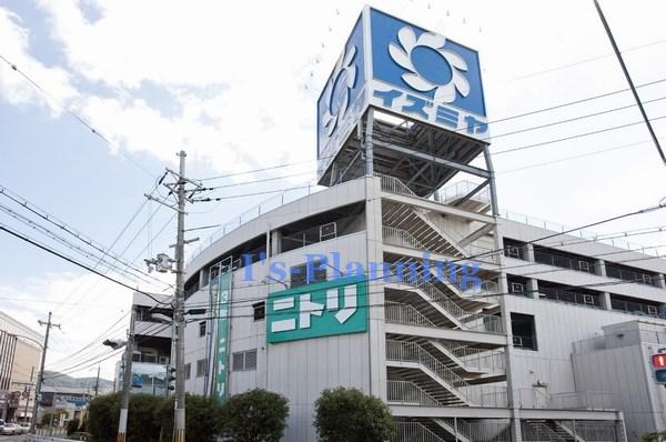 スーパー:Izumiya(イズミヤ) 六地蔵店 1369m 近隣