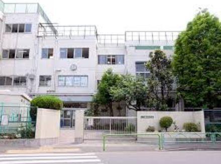 中学校:世田谷区立瀬田中学校 1116m