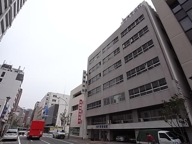総合病院:博愛病院 206m