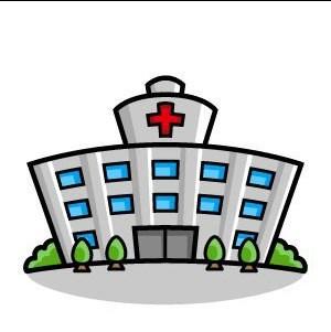 総合病院:白石病院 519m