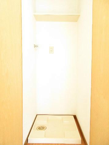 室内洗濯置き場☆