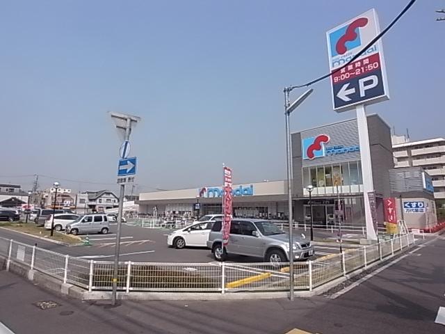 スーパー:スーパー万代 魚崎店 319m 近隣