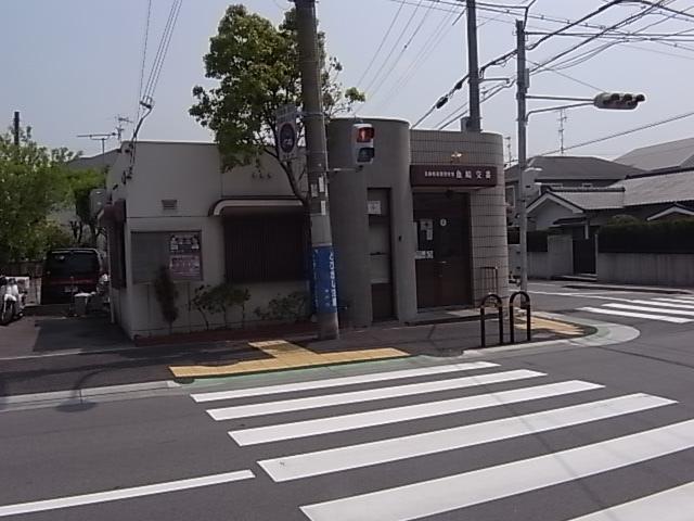 警察署・交番:東灘警察署 魚崎交番 435m 近隣