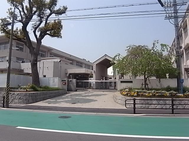 小学校:神戸市立魚崎小学校 507m 近隣