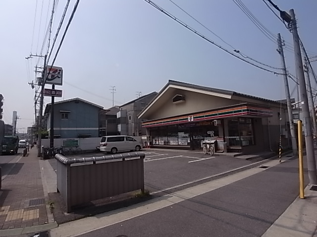コンビ二:セブンイレブン 神戸魚崎南町4丁目店 548m 近隣