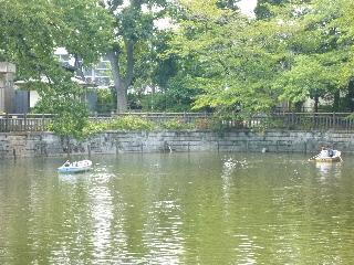 公園:碑文谷公園 400m
