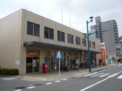 郵便局:安芸西条郵便局 700m 沿い