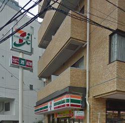 コンビ二:セブンイレブン 大田洗足池店 400m
