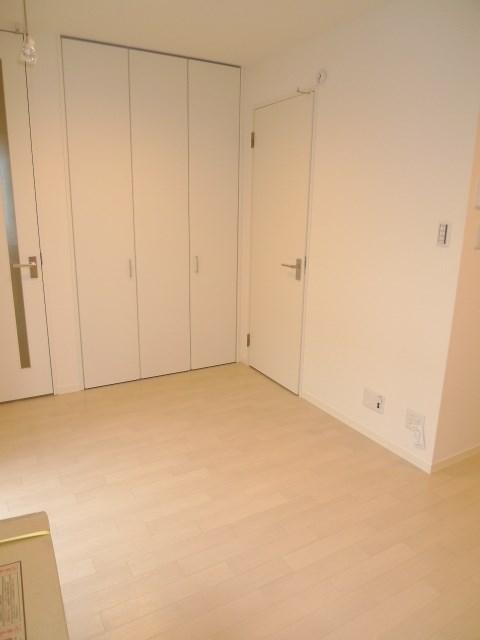 居室スペースには扉があるのでプライバシーを確保できます