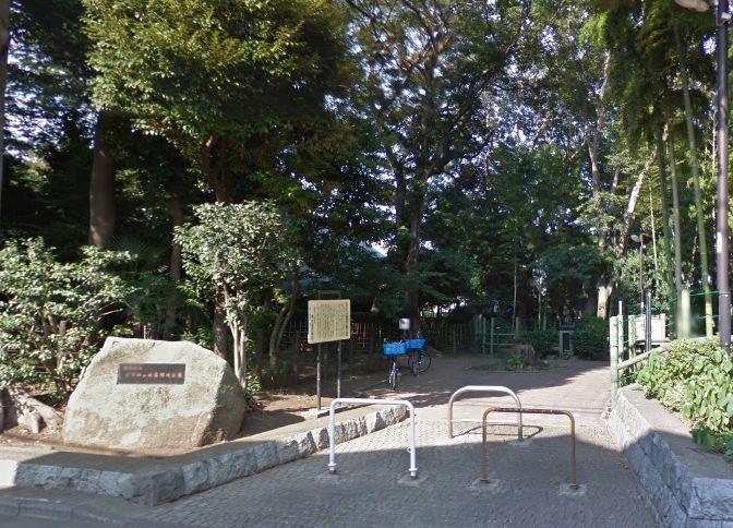 公園:すずめのお宿緑地公園 565m