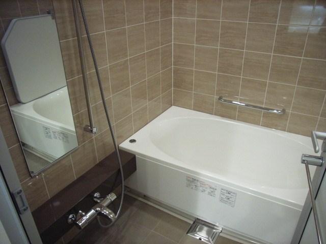 くつろげる浴槽