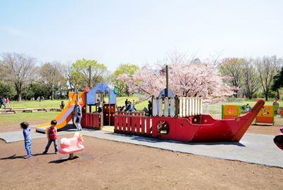 公園:都立砧公園 1000m 近隣
