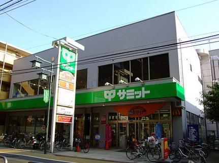 スーパー:サミットストア 妙法寺前店 382m