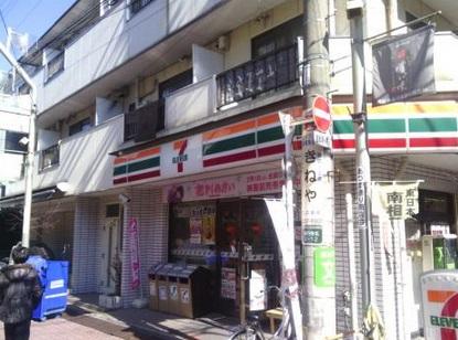 コンビ二:セブンイレブン 高円寺北店 135m