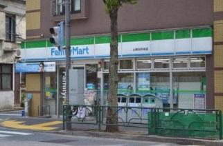 コンビ二:ファミリーマート 山桝高円寺店 206m