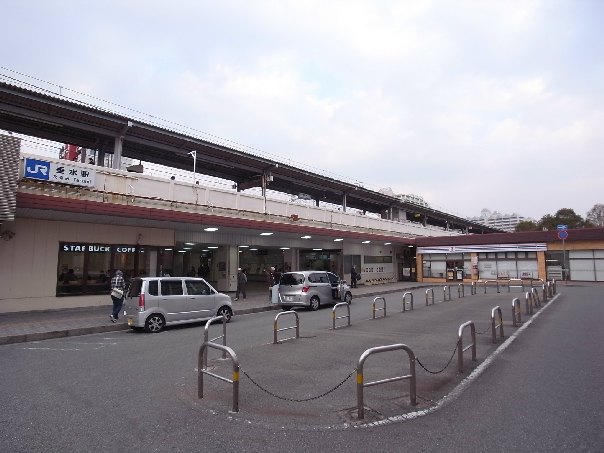駅:JR垂水駅 310m